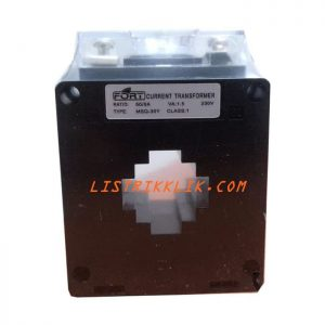 CURRENT TRANSFORMER MSQ – 30Y SERIES(BUSBAR HOLE 10X30MM)BODY BESAR