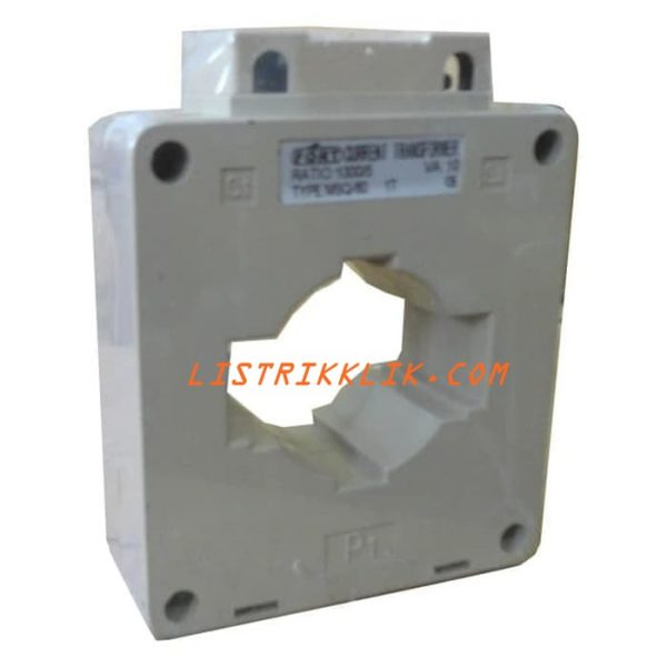 CURRENT TRANSFORMER MSQ – 40 SERIES ( BUSBAR HOLE 10X40 MM )
