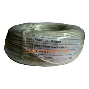 HEAT RESISTANCE CABLE 0.75 MM