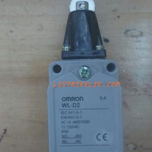 OMRON LIMIT SWITCH WL-D2