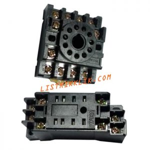 SOCKET RELAY LY-2 (8 PIN)