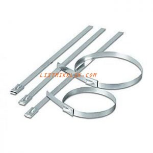 STAINLESS STEEL CABLE TIES 150MM X4,6 MM