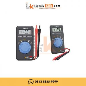 HIOKI MULTIMETER 3244-60 – Card HiTester