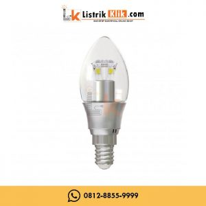 IN-LITE LED LAMPU HIAS CANDLE 4F 4W E14 WW