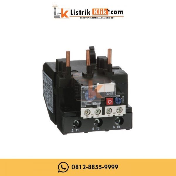 SCHNEIDER THERMAL OVERLOAD RELAY LRD3361 (55-70A)
