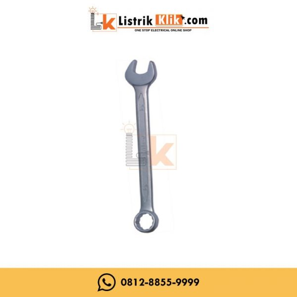 C-MART Kunci Ring Pas 8 mm Combination Wrench CF0005-8 CMART