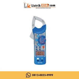 C-MART Tang Ampere Digital CL0017 – Clamp Meter – Multimeter CMART